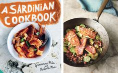 This week's featured recipe book is 'A Sardinian Cookbook' by Giovanni Pilu   and Roberta Muir, an evocative collection of Italian recipes.