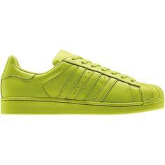 Adidas Supercolor Junior Lab Green