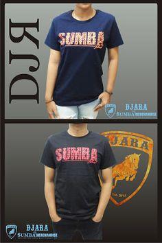 Kode Kaos : Sumba Motif I IDR : 75.000 I Ukuran : S, M, L I Warna : Hitam dan Biru dongker I Bahan : Cotton Combed 30's I SMS or WA : 085 7272 33 657 I pin BBM : 57031D1E I Line ID : kaos_djara I Fb fanpage : Kaos Sumba - Djara T.shirt I twitter : @Kaos_DJARA