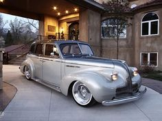 1949 Chevy Truck, Chevy Trucks, Buick Sedan, Michelin Tires, Ls Engine, Beautiful Streets, Team Building, Concept Cars, Vintage Cars