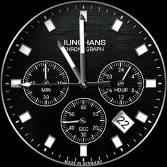 Junghans Archives - Watch Faces for Samsung Gear S2 & S3 & Android Wear
