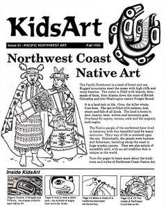 Native American Art Pacific Northwest Teaching Unit -
