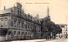 Muzeum Okręgowe im. Leona Wyczółkowskiego , Bydgoszcz - 1907 rok, stare zdjęcia