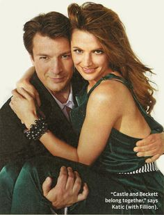 Stana shipping Caskett is like Christmas AND your birthday on the same day. EVERY DAY.
