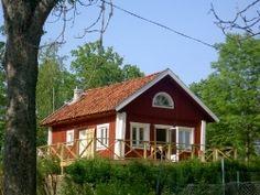 Fint sommarhus nära vattnet på Värmdö