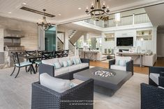Custom House Design - Concept To Design Outdoor Living, Outdoor Decor, New Construction, Home Values, Home Interior Design, Custom Homes, Design Projects, Living Spaces, House Design