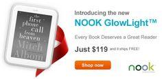 Nook Glowlight