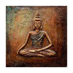 Sitting Buddha made by Deco Domani .