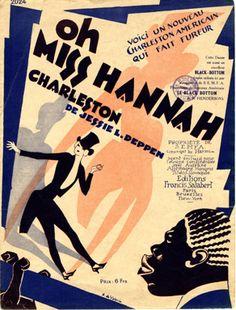 Oh Miss Hannah, 1926 (ill.: Roger De Valerio); ref. 425