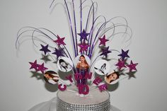 Ariana Grande Glittered Cake Topper Spray, Cake Decoration, Birthday Cake any age, any colour any theme by Caketoppersprays on Etsy Ariana Grande Birthday, Glitter Eyeshadow Palette, Glitter Cake, Glitter Graphics, Birthday Decorations, Birthday Ideas, Make Your Own, Are You The One, Cake Toppers