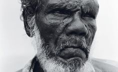 "From Tasmanian Aboriginal photographer, Ricky Maynard's series ""Portraits of a Distant Land"""