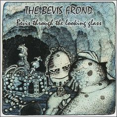 The Bevis Frond - Bevis Through The Looking Glass on Limited Edition Import 2LP