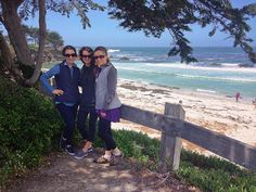 So much fun exploring California with these ladies!  @susidl  #throwback #caliadventures #california #californiacoast #westcoast #pacificocean #carmelbythesea #montereybay #exploring  PC: @simplechild654 #montereybaylocals - posted by Zhanna https://www.instagram.com/zhanna.arbatskiy - See more of Monterey Bay at http://montereybaylocals.com