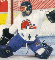 quebec nordiques goaltenders - Google Search Nhl, Quebec Nordiques, Goalie Mask, Masks, Google Search, Sports, Ice Hockey, Hs Sports, Sport