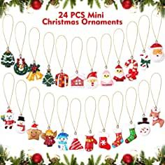 Amazon Com Miniature Ornaments Miniatures Ornaments Christmas Ornaments