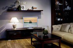 Hockerleuchte Treccia Verde Romantisch Mediterran Im Landhaus   Tischlampe  Für Das Wohnzimmer