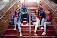 Картинки по запросу групповой портрет лестница