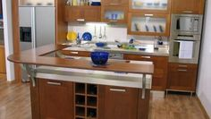 Kitchen: Kitchen Island With Wine Rack Kitchen Island White Kitchen Island With Drop Leaf Kitchen Island With Stove Top Kitchen Island With Table of How The Contemporary Kitchen Islands Should be ?