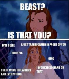 "Funny Pictures Of The Day – 38 Pics ""God Belle, you're so stupid!"""