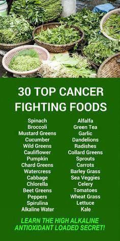 If perhaps you'd like a holistic means of treatment, you are able to consider foods that fight cancer. As an alternative for using prescribed drugs which cause damaging side effects, you may be able to fight the cancer using food. Do your homework so you're able to discover which foods are good for fighting your cancer. #herbstocurecancer Natural Cure For Arthritis, Natural Cures, Natural Detox, Weight Loss Detox, Healthy Weight Loss, Lose Weight, Superfoods, Cancer Fighting Foods, Anti Cancer Foods