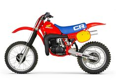 For part two of our walk down Honda history lane, we are going to take a look back at the decade that really solidified Honda's position as the dominant player in American motocross. Honda Dirt Bike, Dirt Bike Gear, Honda S, Dirt Biking, Classic Honda Motorcycles, European Motorcycles, Racing Motorcycles, Vintage Motorcycles, Mx Bikes