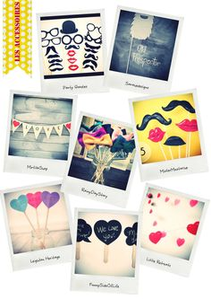 I think I want a photo booth! Photo Booth DIY