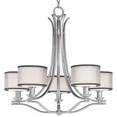 """$698; 29"""" Orion Chandelier by Maxim Lighting at Lumens.com"""