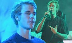 Justin Bieber rings in 2017 with show at Fontainebleau NYE party