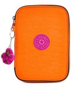 Kipling Handbag, 100 Pens Printed Case