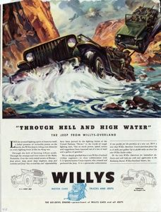 The Willys-Overland Paintings-Part One