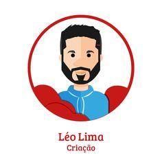 Léo Lima. Criação.  Ilustração: Léo Lima.