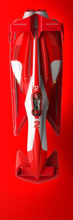 Tommy Thorn Racer by Row Zero - Simon Williamson, via Behance