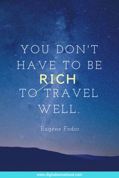 Do you want to read more rare and highly inspirational travel quotes? Click on the link and get the best ones!