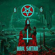 Baphomet, Laveyan Satanism, Sons Of Anarchy Mc, Dark Spells, Picture Frame Art, Satanic Art, Evil Art, Occult Art, World Of Darkness
