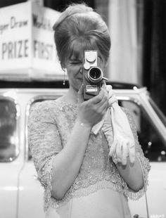 Julie Christie in Darling 1965