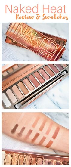 Urban Decay really dropped some heat this summer with the new Naked Heat pallet! Find out my thoughts all about this pallet and if it is really worth all the hype!  (scheduled via http://www.tailwindapp.com?utm_source=pinterest&utm_medium=twpin&utm_content=post197522935&utm_campaign=scheduler_attribution)