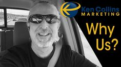 Why Ken Collins Marketing?  Watch and see!