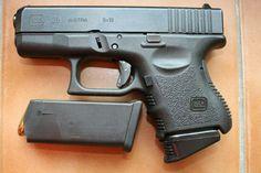 Gen 3 Glock 26 My new favorite glock. 4-10-15