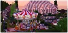 World of Wonder Carousel Collection - TS3 to TS2 Conversion Database