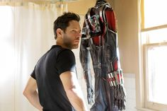Box Office: Ant-Man Beats Pixels by an Antenna