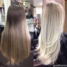 #antesedepois #vincenzodifrancohair #hospitaldasloiras #hairpost #nofilter…