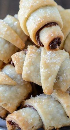 The Novice Chef » Nutella Crescents