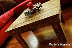 How to Build a Table from an Old Fence