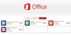 Microsoft Officially Brings Office to the iPad and Some Analysis for Librarians