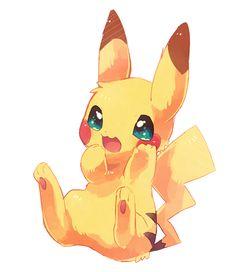 work by ぱてこ Deadpool Pikachu, Pikachu Art, Pokemon Fan Art, Cool Pokemon, Pokemon Images, Pokemon Pictures, Pikachu Evolution, Chibi, Cute Small Animals