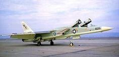 North American RA-5C Vigilante.