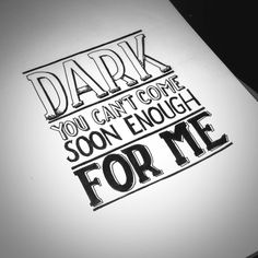 Tegan & Sara - Dark Come Soon