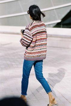 Vanessa Jackman: Paris Fashion Week SS 2016....Eva