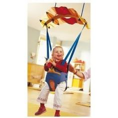 Your baby will be floating on air with the Airy Fairy Swing. The extra soft seat has netting for ventilation and makes swinging fun and comfortable. Kids Gifts, Baby Gifts, Indoor Swing, Baby Fairy, Baby Swings, Infant Activities, Baby Gear, Playroom, Baby Shower Gifts