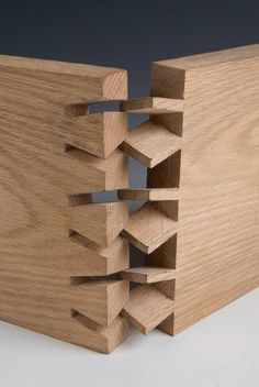 Now that's some amazing joinery.